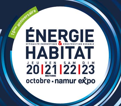 Logo Salon Energie et Habitat 2016