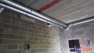 Gainage d'un système de ventilation - Pirard