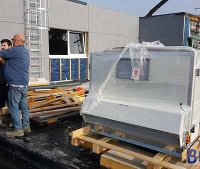 Système de Ventilation école de Francorchamps