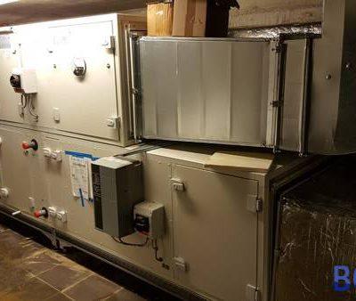 Système de ventilation - BC Tech - Braine l'Alleud