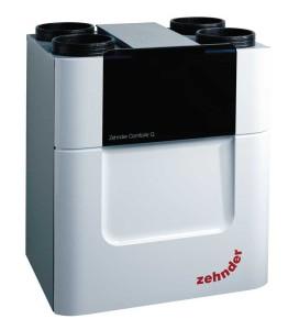 Système de ventilation Zehnder double-flux - ComfoAir Q450