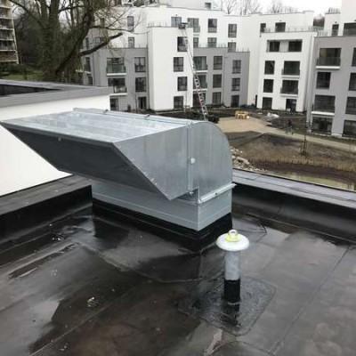 BC Tech x Projet Schlumberger - Ventilation à Uccle (Bruxelles)