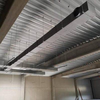 BC Tech - Système de ventilation (Namur)