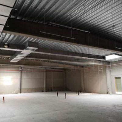 Système de ventilation - Delhaize de Rhisnes (Namur)