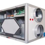 REC HRmural, système de ventilation Lemmens