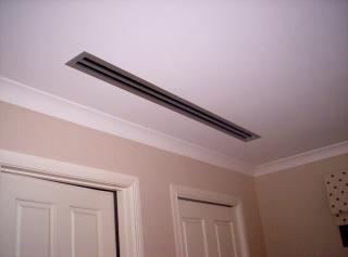 Illustration d'un système de ventilation