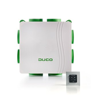 Système de ventilation Duco simple flux (C) - Duco Reno System