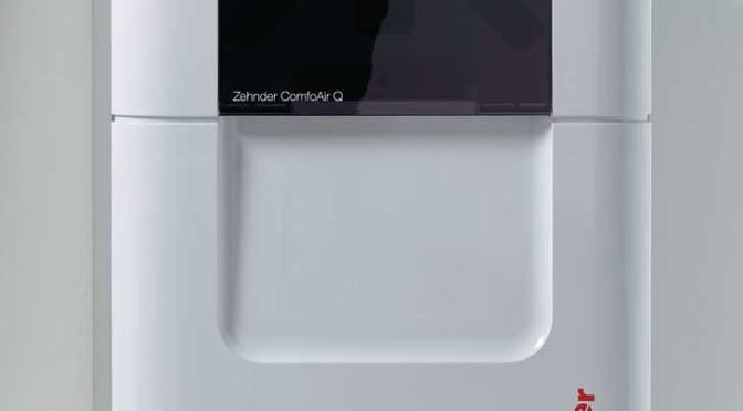 Système de ventilation Zehnder Double-flux – ComfoAir Q350