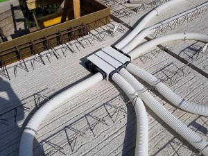 Système de ventilation chez T-Palm à Waterloo signé BC Tech